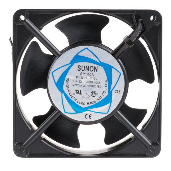Avantco T140FAN Replacement Fan for T140 Conveyor Toaster Main Image 1