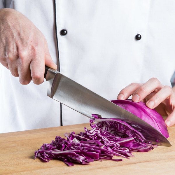 """10"""" Chef Knife with POM Handle and Full Tang Blade"""