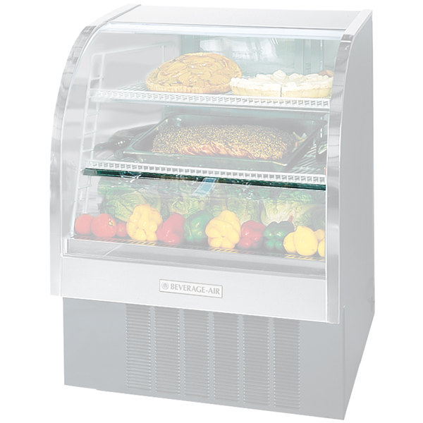 """Beverage-Air 27B01S021D Shelf Light for CDR3/1 37"""" Curved Glass Refrigerated Display Case"""