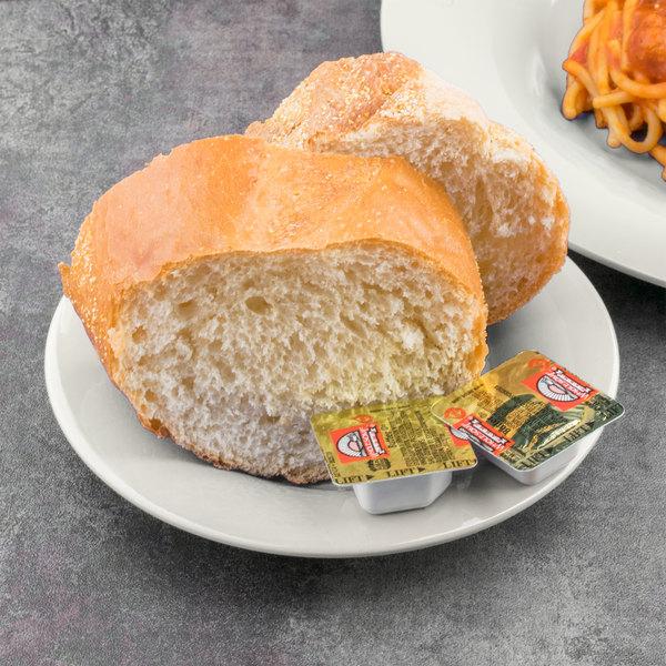 "Carlisle 3302042 Sierrus 5 1/2"" Bone Wide Rim Melamine Bread and Butter Plate - 48/Case"