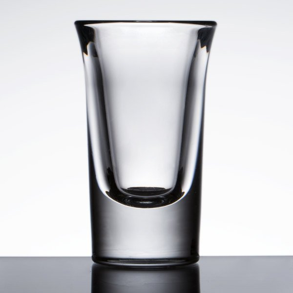 Libbey 5031 1 oz. Tall Shot Glass - 12/Case