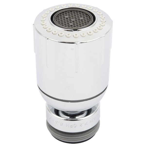 T&S B-0199-22 2.2 GPM Swivel Aerator Outlet Main Image 1