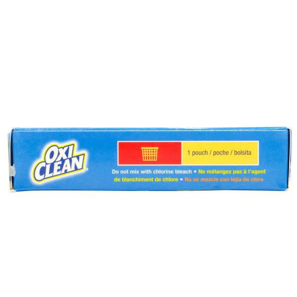 OxiClean 1 oz  Versatile Powder Stain Remover Box for Coin Vending Machine  - 156/Case