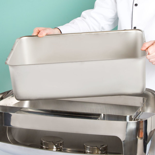 Stainless Steel Steam Table Spillage / Water Pan