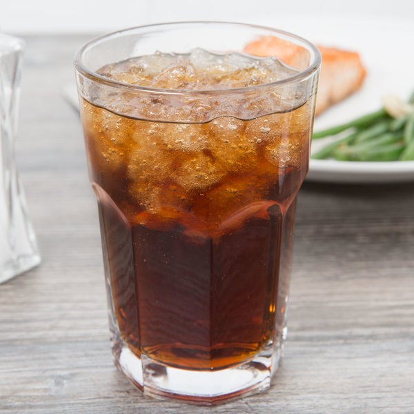 Anchor Hocking 7745U New Orleans 14 oz. Iced Tea Glass - 36/Case Main Image 2