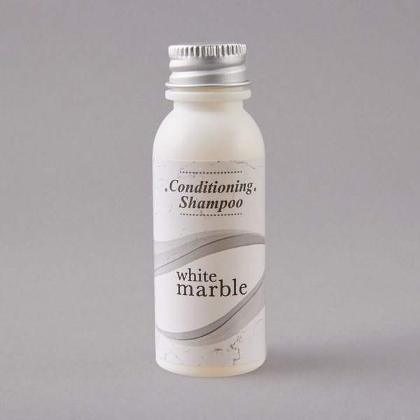 Dial DW13190 White Marble Breck Conditioning Shampoo 0.75 oz. - 288/Case