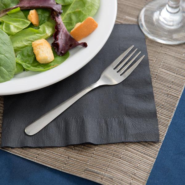 Windsor Flatware Stainless Steel Salad Fork - 12/Case