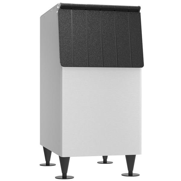 """Hoshizaki B-300SF 22"""" Ice Storage Bin with Stainless Steel Finish - 300 lb. Scratch and Dent"""