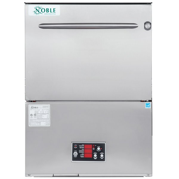 Noble Warewashing UH30-E High Temperature Undercounter Dishwasher