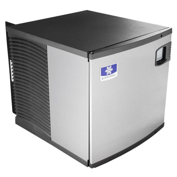 Manitowoc ID-0522A Indigo Series 22 inch Air Cooled Full Size Cube Ice Machine - 120V, 475 lb.