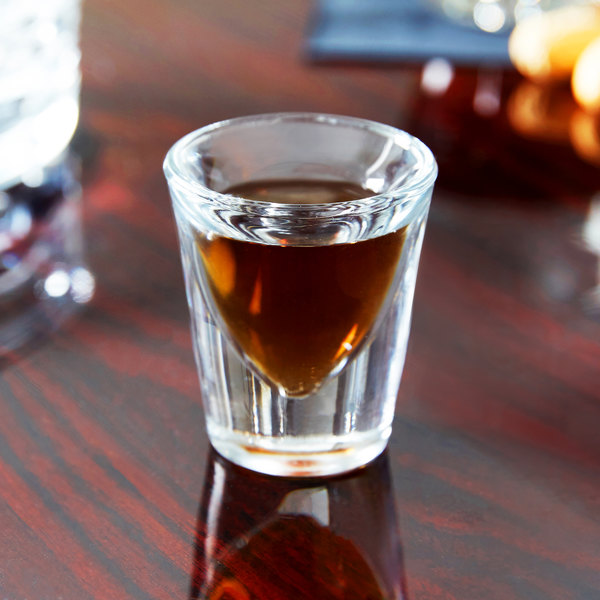 whiskey shot glass 12pack - How Many Ounces In A Shot Glass