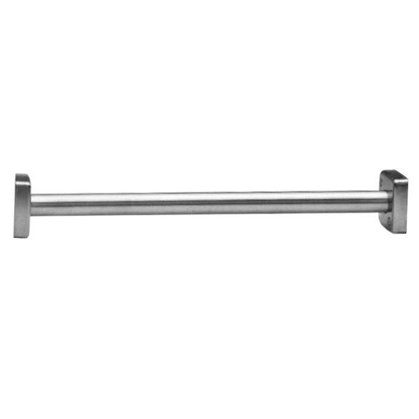Heavy Duty Shower Curtain Rod.Bobrick B 6107 X 72 Classicseries 72 Stainless Steel Heavy Duty Shower Curtain Rod With Satin Finish
