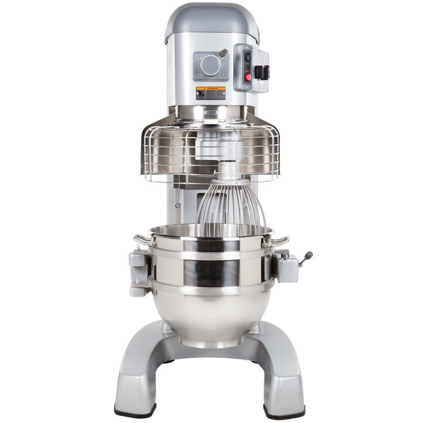 Hobart Legacy HL600-1 60 Qt. Commercial Planetary Floor Mixer - 200/240V, 1-3 Phase, 2 7/10 hp