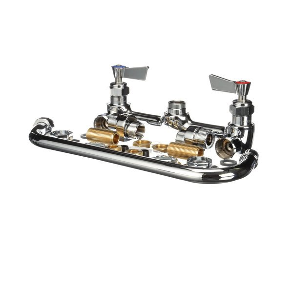 """Fisher 9171 Faucet 8abs 12"""" Swing Spout"""