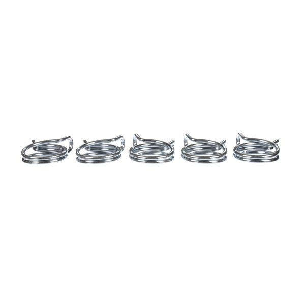 Rational 2066.0521 Hose Clamp, 27mm - 5/Pack