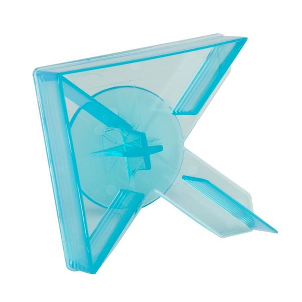 Ateco 1470 Polystyrene Pinwheel Cookie Cutter (August Thomsen)