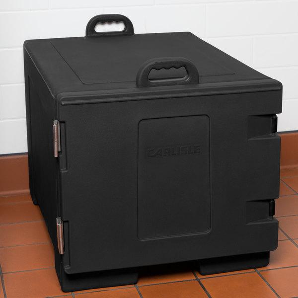 Carlisle Cateraide TC1826N03 Black Sheet Pan Carrier for Full Size Sheet Pans