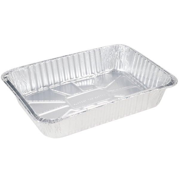 Durable Packaging 6700-100 Foil Roast / Casserole Pan - 100/Case