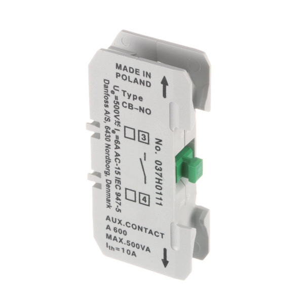 Varimixer 20-88.47 Aux Start Switch