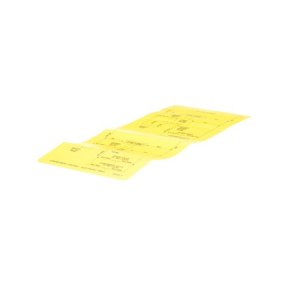 Cleveland 104124 Lbl;Wrng/Ladder Dia. Cvctn;Ncc