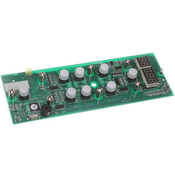 Fetco 1000.00123.00 Control Board Main Image 1