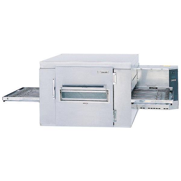 Lincoln 1452-000-U Impinger I 1400 Series Single Belt Electric Conveyor Oven - 208V, 3 Phase, 27 kW Main Image 1
