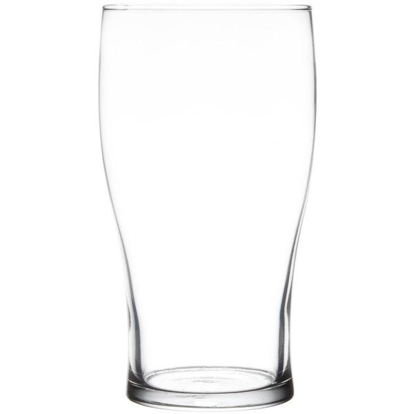 Libbey 4803 20 oz. Customizable Pub Glass - 24/Case