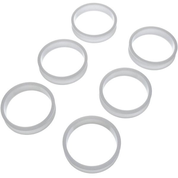 Antunes 7001586 Egg Ring - 6/Pack Main Image 1