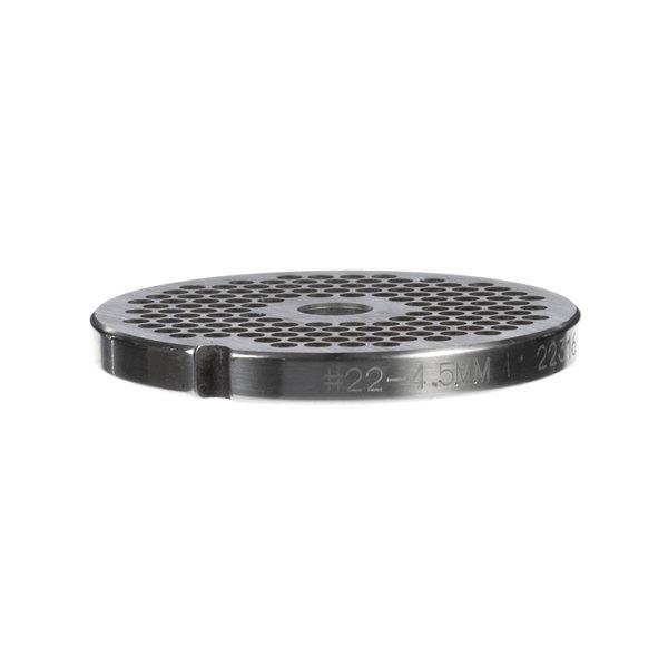 Univex 1000727 3/16 In Grinder Plate