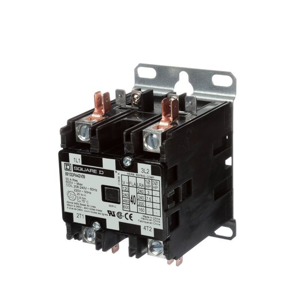 Wittco 00-960527 Contactor-2pole208/240v Main Image 1