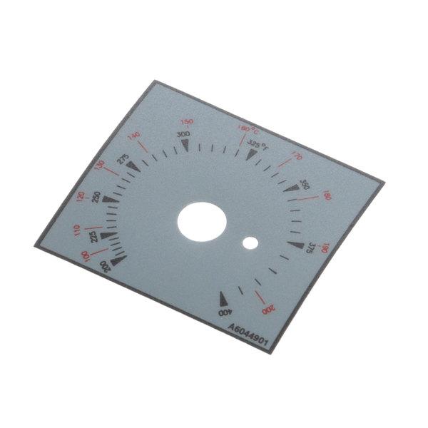 Pitco A6044901 Decal Main Image 1