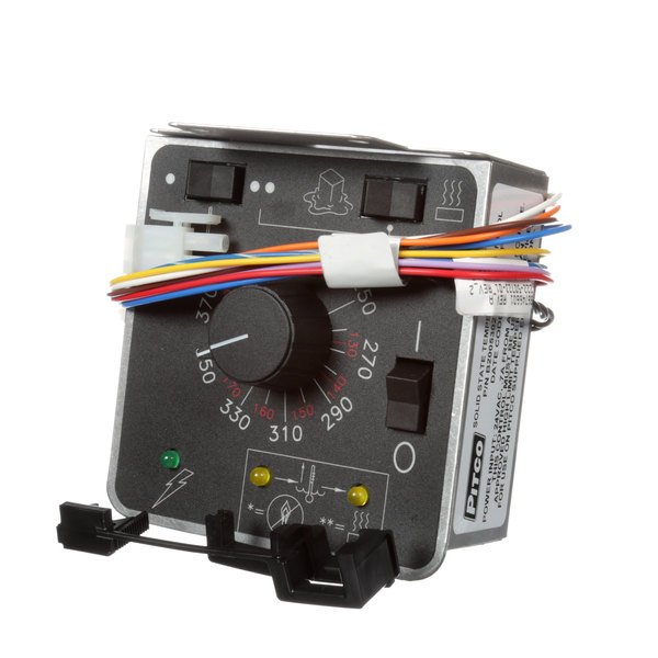 Pitco B2005302 Control Box, Assy Sst Bkup Sg Main Image 1