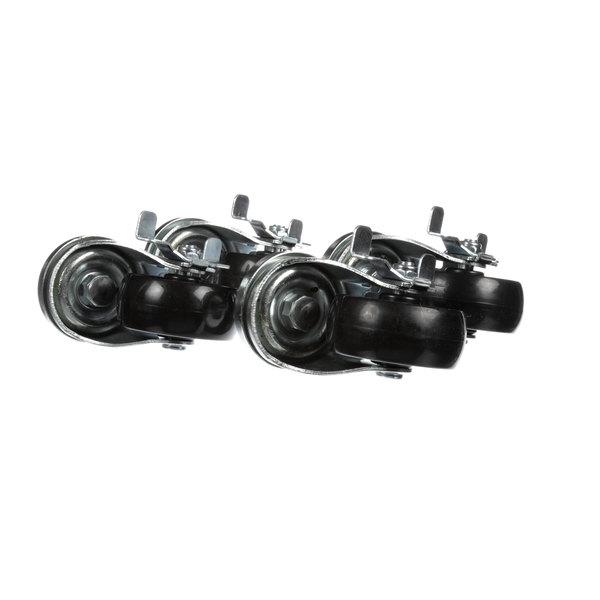 Traulsen CK22 Caster Kit - 4/Set Main Image 1