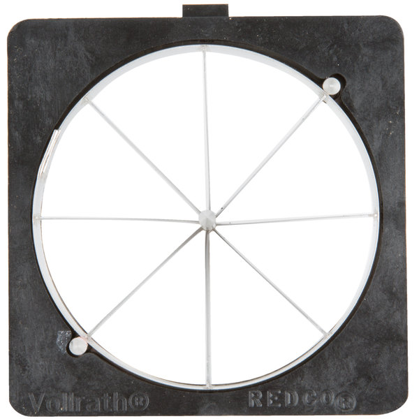 Vollrath 15068 Redco 8 Section Wedge Replacement Blade Assembly for Vollrath Redco 3.5 Fruit and Vegetable Wedger