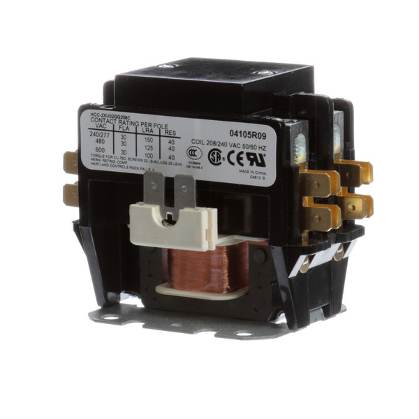 Winston Industries Inc. PS2460 2 Pole Contactor Main Image 1