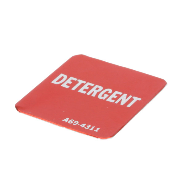 Stero 0A-694311 Label - Detergent Main Image 1
