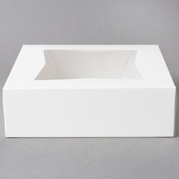 2 x 9 x 4-1//2 Kraft 25//Bundle Open Top Bin Boxes