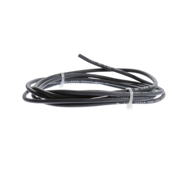 Giles 24925 Black High Voltage Wire (Foot)