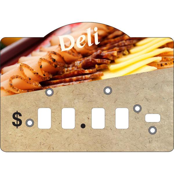 Deli Tag Wheel - Deli - 25/Pack Main Image 1