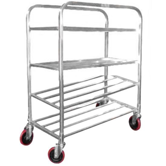 Winholt UNAL-4 Four Shelf Universal Cart
