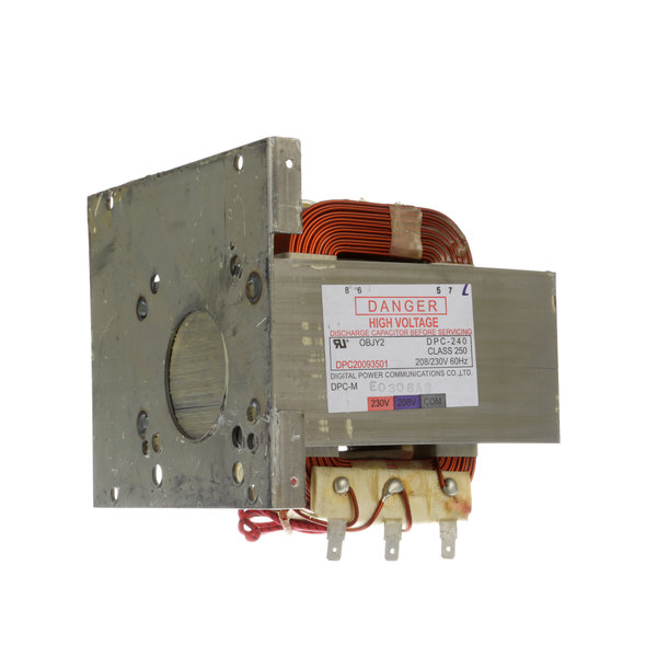 Amana Commercial Microwaves 59134303 Transformer, Hv Main Image 1