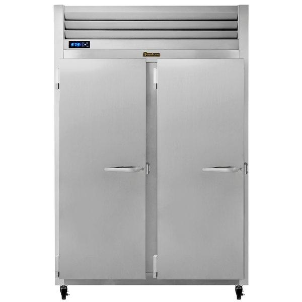"""Traulsen G22013 52"""" G Series Solid Door Reach in Freezer with Left / Left Hinged Doors Main Image 1"""