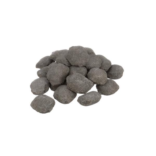 Pitco 60141002 Ceramic Coals - 100/Pack Main Image 1
