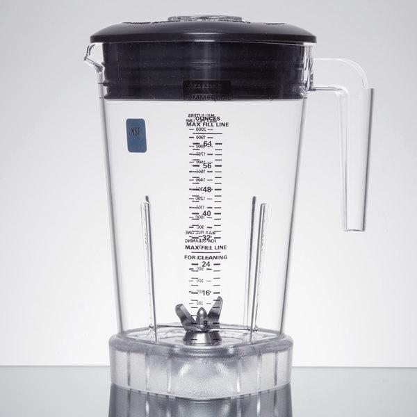 Waring CAC95 The Raptor 64 oz. Clear Copolyester Blender Jar