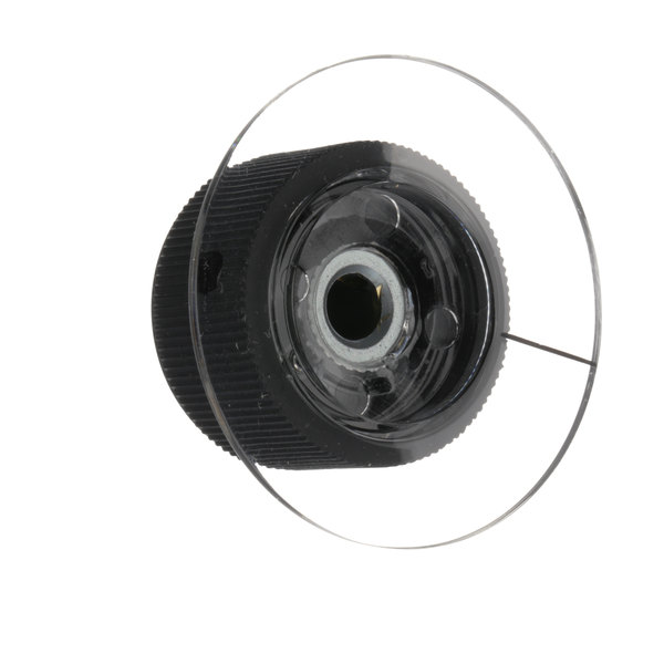 Lincoln 369804 Knob Clear Skirt Main Image 1