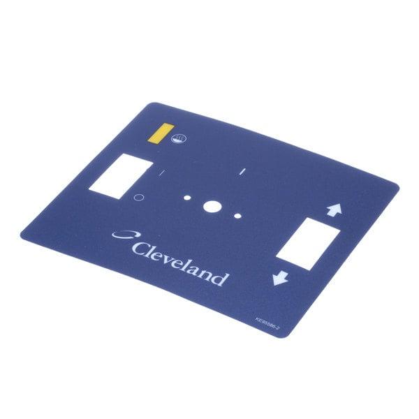 Cleveland KE95586-2 Label; Cleveland/Pt/Tr