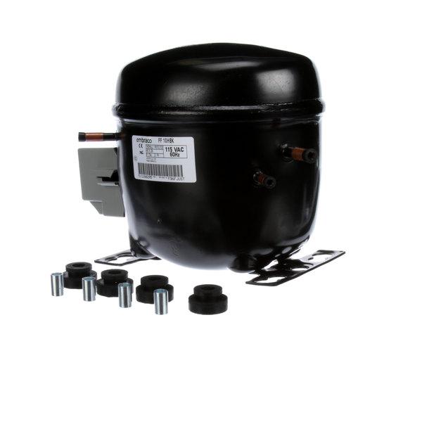 Manitowoc Ice 7629183 Compressor Assy 115/60/1 Qm30 Main Image 1