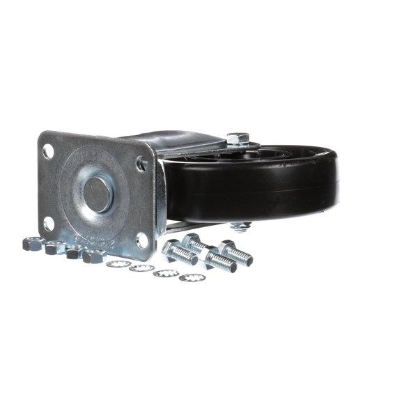 Dinex DX111849 Swivel Caster No Brake Main Image 1