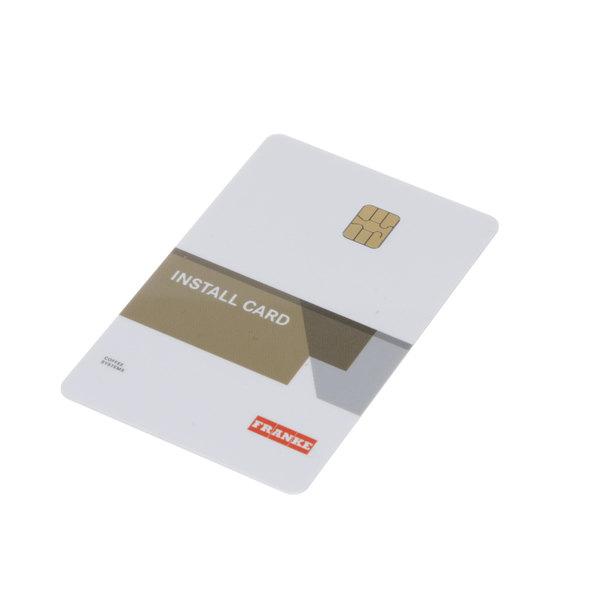 Franke 1552727 Install Card