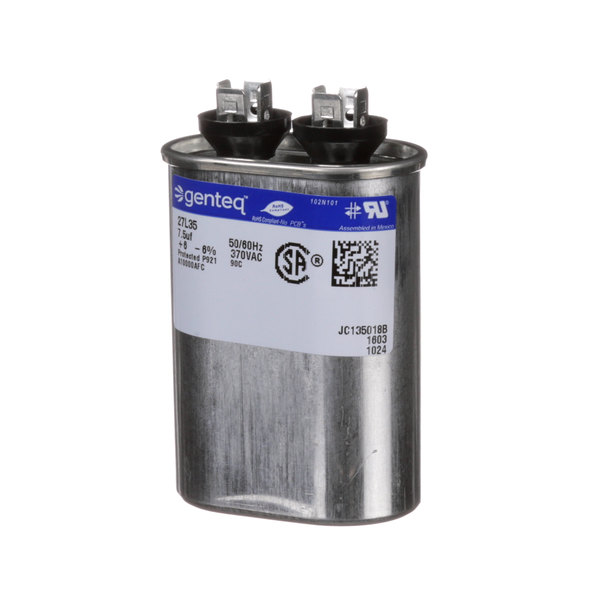 Lincoln 369192 Capacitor 7.5 Mfd, 370 Vac